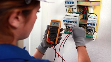 maintenance contractor aldridge electrical