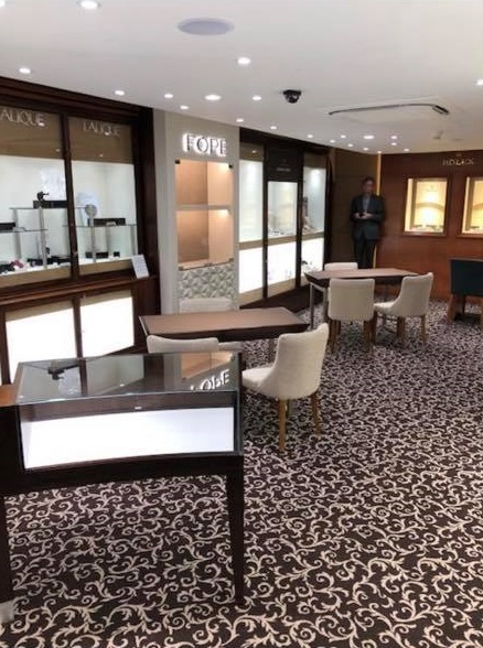 Thurlow Jewellers Electrical Work 2