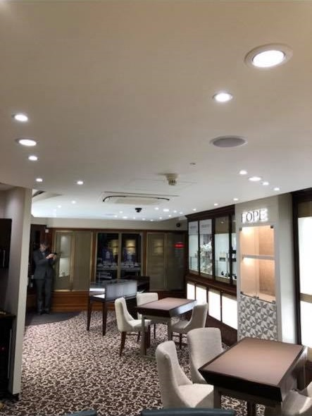 Thurlow Jewellers Electrical Work 3
