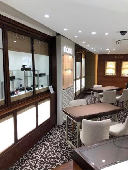 Thurlow Jewellers Electrical Work 4