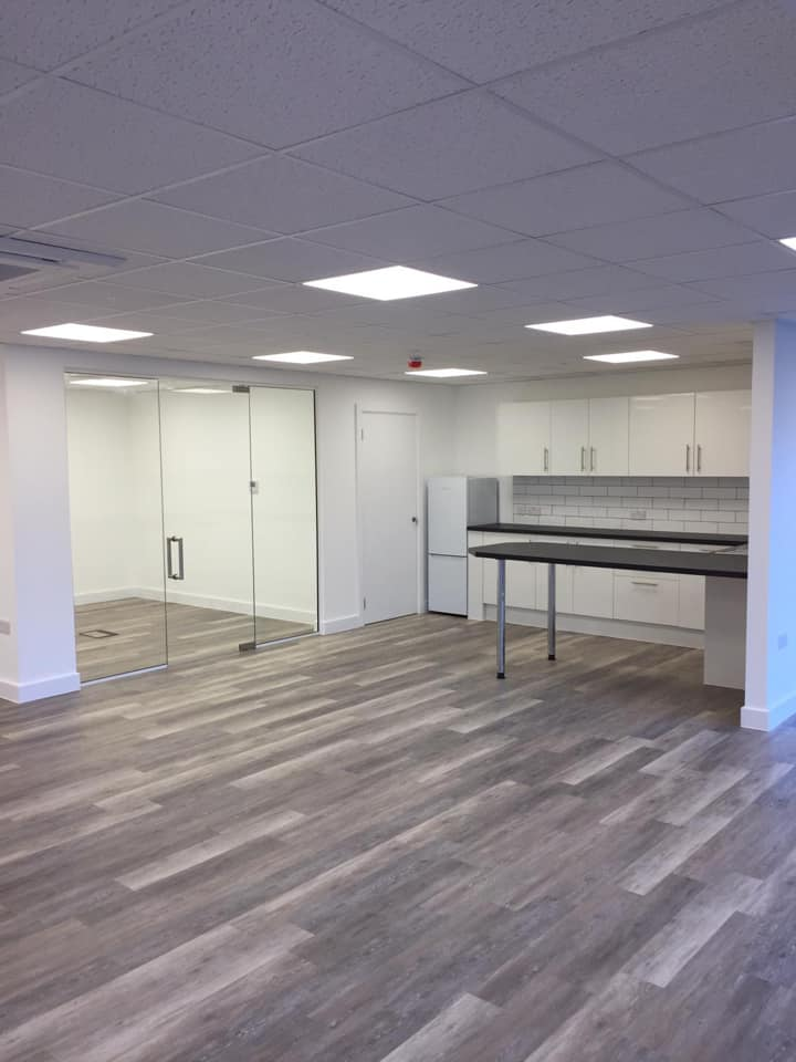 Serviced Offices Electrical Work 2