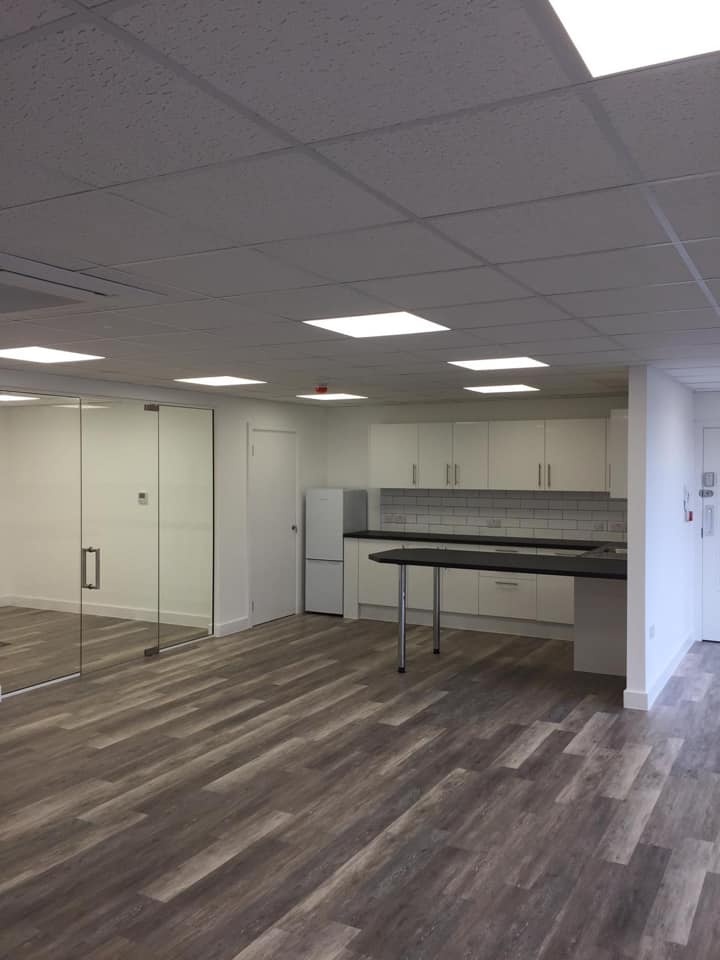Serviced Offices Electrical Work 3