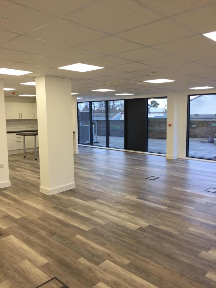 Serviced Offices Electrical Work 4